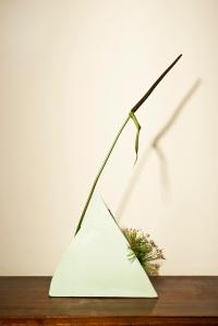 Ikebana (foto di Lorenzo Palombini)