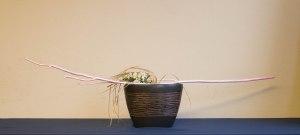 Ikebana di Anne Justo