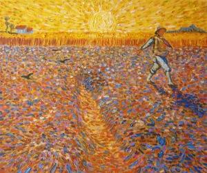 Van Gogh - Seminatore