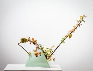"""Giulia Fregoli""  ""fruit bearing branches workshop by Ilse Beunen Photography: Ben Huybrechts"""
