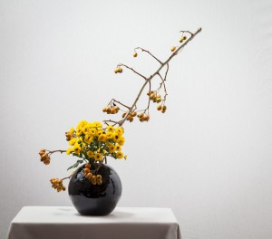 """Paola Belfiore""  ""fruit bearing branches workshop by Ilse Beunen Photography: IBen Huybrechts"""