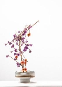 """Vesna Stojanovic-Birovljev""  ""fruit bearing branches workshop by Ilse Beunen Photography: Ben Huybrechts"""