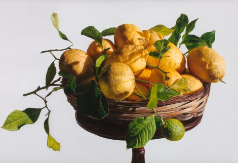 Giuseppe Carta_Verso la luce, olio su tela cm. 55x80_allrightsreserved